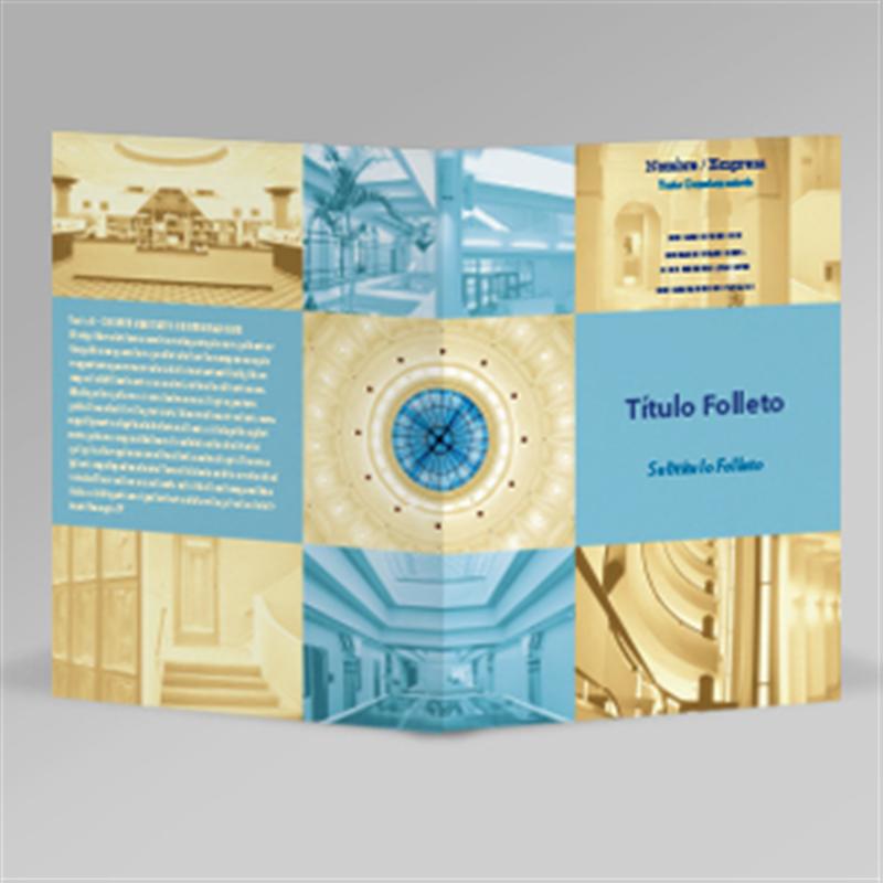 D ptico arquitectura celeste a5 for Arquitectura online gratis