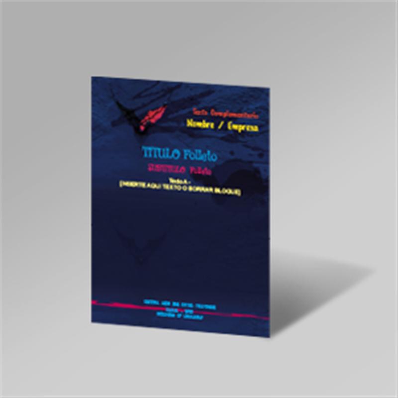 plantilla gratis flyer a6 fluor personaliza el diseño gratis online