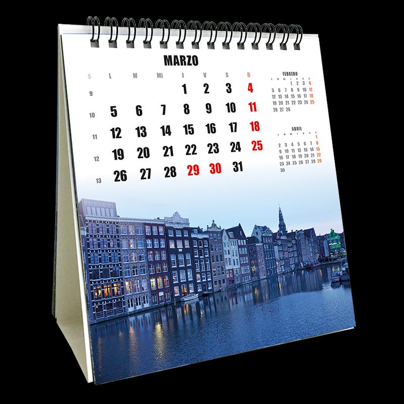 Calendario de mesa - Calendario de mesa ...